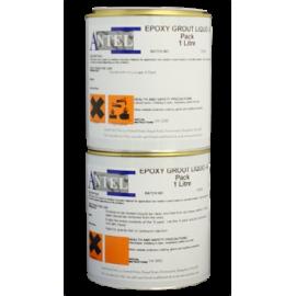 Mortier de jointoiement époxy liquide