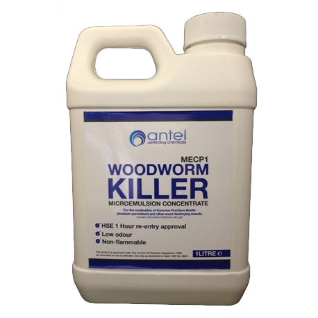Woodworm Killer P1
