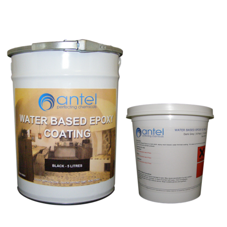 Waterbased Epoxy Coating