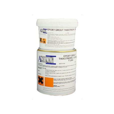 Epoxy Grout Thixotropic