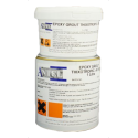 Mortier de jointoiement époxy thixotrope