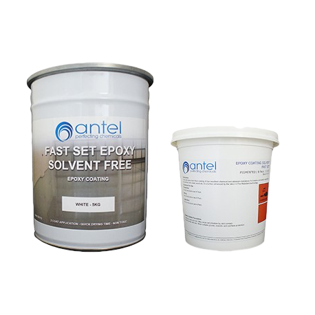 Fast Set Solvent Free Epoxy Coating